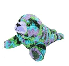 Title: Harbor Seal Colorkins by Wild Republic Size: Measures 12 inch / 30cm  Price: AUS$ 22.95 Brand : Wild Republic  Lots more items like this available at: www.stuffedwithplushtoys.com 100 Day Returns |Fast Trackable Shipping|Amazing Service