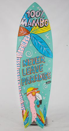 SURF/SKATE ART | ART BY LEE MCCONNELL