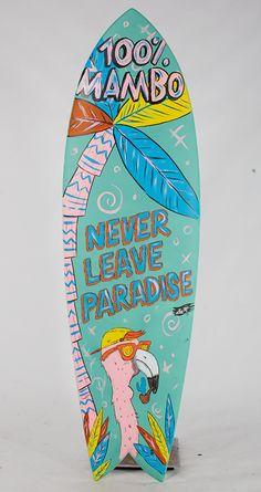 SURF/SKATE ART | ART BY LEE MCCONNELL