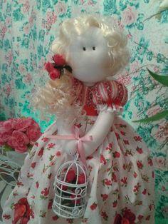 Boneca romantica Jane
