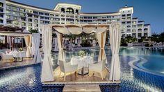 Poolside Cabana at Waldorf Astoria, Dubai