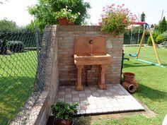 Lavandini in pietra da giardino | Lavatoio | Pinterest | Giardino ...