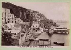 Photo-Brogi-Albumine-Posillipo-Napoli-Naples-Italia-Vers-1880