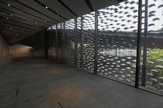 kengo kuma china academy of art's folk art museum hangzhou designboom