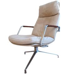 Fabricus and Kastholm Lounge Chair
