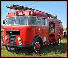 Commer Rescue Vehicles, Fire Apparatus, Emergency Vehicles, Commercial Vehicle, Fire Dept, Fire Engine, Police Cars, Fire Trucks, Firefighter