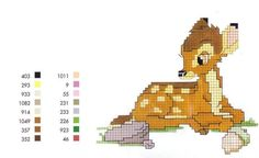 Disney Cross Stitch Patterns, Cross Stitch For Kids, Cross Stitch Baby, Cross Stitch Animals, Cross Stitch Charts, Cross Stitch Designs, Cross Stitch Needles, Beaded Cross Stitch, Cross Stitch Embroidery