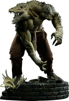 DC Comics Killer Croc Premium Format(TM) Figure by Sideshow | Sideshow Collectibles