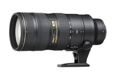 A wonderful lens that will take care of most of your slight zoom and distance needs. Click through to read my review of the Nikon 70-200mm f/2.8 lens.