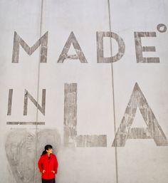 Made in LA Wall (25 Best Instagram Spots in Los Angeles) // localadventurer.com
