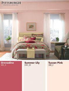 1000 Images About Our Best Pink Paint Color Tips On Pinterest Pittsburgh Pink And Pink