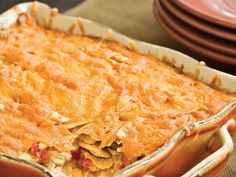 King Ranch Chicken Casserole That's Too Good Not To Share   It's the ultimate potluck recipe.