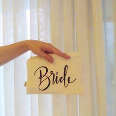 Necessaire Bride💓💓💓 olha que presente lindo pra sua amiga que ta noiva!👰💍 vendas inbox!#ameeproject #oamortransforma #necessaire #noivos #noiva #casamento #presentescomsignificado #presente