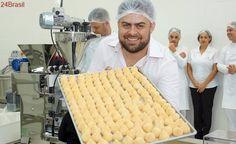 Sodiê, conhecida pelos bolos, começa a vender salgados