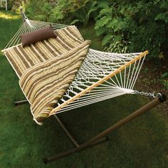 Belknap Hammock. Need this cover for our hammock!