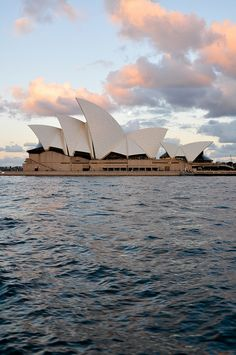 Sydney Australia.  The week I spent here was the best week of my life!
