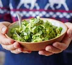 Pea-camole recipe   BBC Good Food