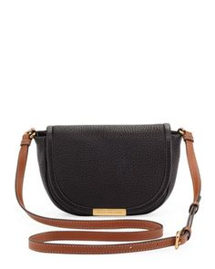 Softy Saddle Crossbody Bag by MARC by Marc Jacobs at Bergdorf Goodman.