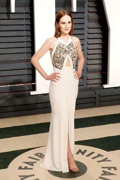 Michelle Dockery, VF Oscar Party 2017