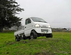Suzuki carry Mini Trucks, 4x4 Trucks, Suzuki Every, Kei Car, Small Cars, Cars And Motorcycles, Jeep, Monster Trucks, Vehicles