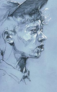 Pencil Portrait Mastery - zoo kid/king krule - adria mercuri - Discover The Secrets Of Drawing Realistic Pencil Portraits