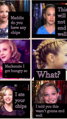 My comic for the contest credit to @ dance moms lover