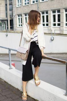 Culottes – so kombiniert ihr die Hosenröcke