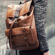 The backpack of backpacks from Coach.