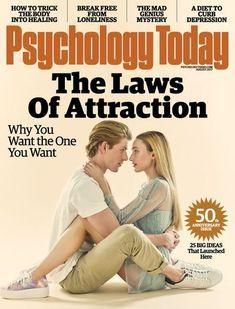 Psychology Today Magazine July 2017