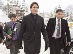 At Davos, Justin Trudeau will focus on trade, Trump, NAFTA … and gender equality
