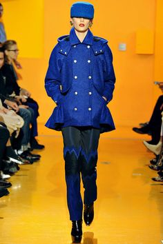 The Style Effect: Kenzo Fall Winter 2012 / 2013 Paris