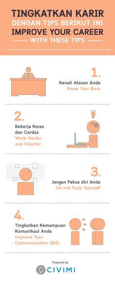 Tingkatkan Karir Anda Dengan Ini (Improve Your Career with These)