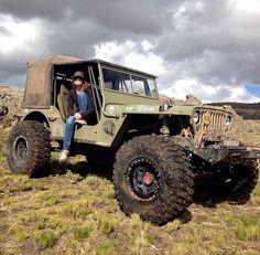 Jeep Willys Crawler
