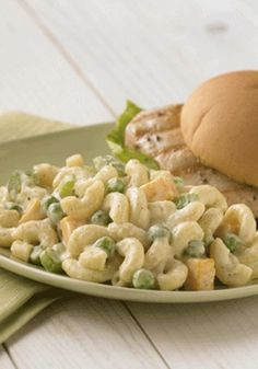This Macaroni Salad recipe will be quite the hit at the dinner table and it takes just 20 minutes to make!