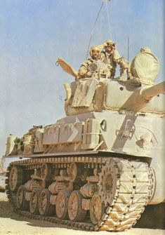 """Как и 75-мм , 105-мм дрын на Шерман устанавливался ещё во Вторую Мировую. Но тогда это была гаубица M4 ; вооружённый ей танк призван был уничтожать осколочно-фугасным снарядом полевые укрепления противника и таким образом дополнять """"противотанковые танки"""" с высокобаллистическим 76-мм стволом. В…"""