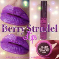 BERRY STRUDEL LIPS