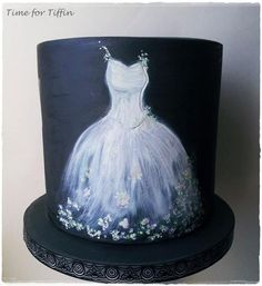 The Dress  - Cake by Time for Tiffin