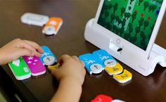 A list of great STEM toys and games for small kids to help them learn the basics of coding and develop their logical thinking. Teaching Kids, Kids Learning, Teaching Resources, Learn To Code, Play To Learn, Basic Coding, Computational Thinking, Cool Tech Gifts, Teaching Programs