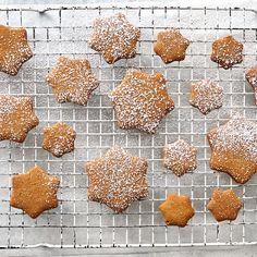Holiday Treats, Christmas Treats, Christmas Baking, Christmas Recipes, Christmas Brunch, Xmas Food, Christmas Foods, Christmas Stuff, Gluten Free Gingerbread