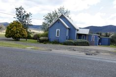 Old church - Pokolbin. Pokolbin, Hunter Valley, NSW