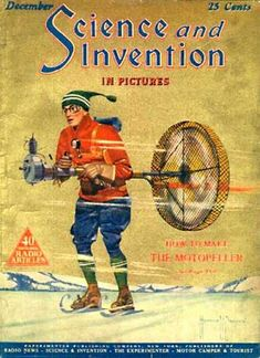 Science and Invention - 12/1924
