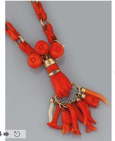 Necklace  c.1830's  Christie's