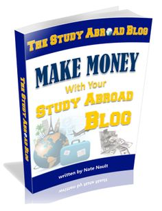 Make money on your study abroad blog? Worth a try...?