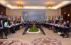 En el encuentro participan delegaciones de Bahamas, Barbados, Belice, Bolivia, Colombia, Costa Rica, Cuba, Ecuador, El Salvador, Guatemala, Guyana, Haití, Paraguay, Perú, Santa Lucía, San Cristóbal y Nieves, Surinam y Venezuela