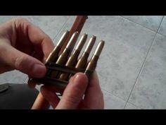 Steyr Mannlicher M95: Quick Introduction - YouTube