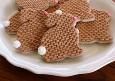 How to for Burlap Bunnies!