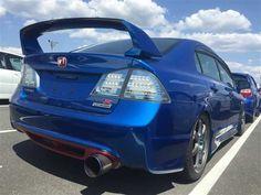2007 Honda Civic Type R ABA-FD2 Type R! Rare Blue Color! Mugen Parts!