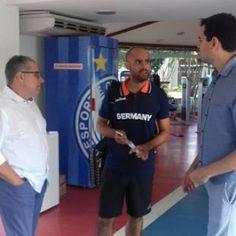 Blog Esportivo do Suíço:  Presidente do Bahia revela Fazendão como CT da Alemanha na Olimpíada