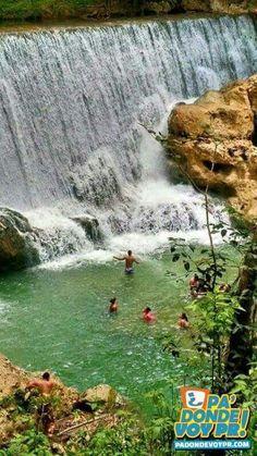 Arecibo Falls,  Puerto Rico