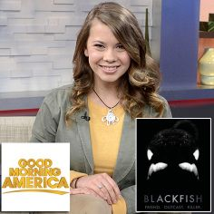 'Good Morning America' NOT Allowed To Ask Crocodile Hunter's Widow, Kids About SeaWorld Blackfish Documentary | Radar Online